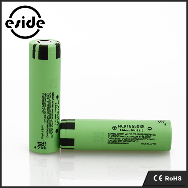 NCR18650 li-ion battery 20A 3200mah 18650 batteries with 18650 battery box