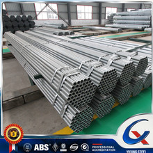 1.0mm pre galvanized steel pipe with zinc coating 80gsm
