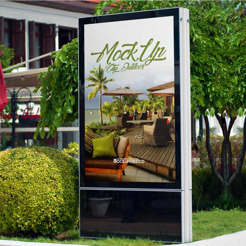 Wholesales Outdoor 3g network lcd advertising display mipi dsi interface lcd display