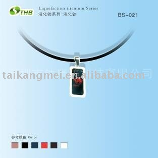2014 THB energy pendant,jewelry ,necklace