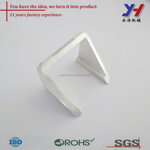 6063 t5 40mm Triangle aluminum angle extrusion,Angle corner joint for window