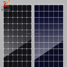 Zhongxiang 40-300W monocrystal & polycrystalline silicon solar panel kits