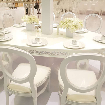 louis chair ghost resin rental wedding