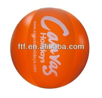 2013 New Design of PVC/TPU Inflatable Beach Ball With Custimsed Logo