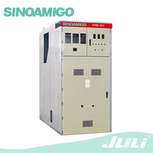 China's fastest growing factory best qualityKYN61G-40.5 Indoor Medium Voltage Switchgear circuit breaker of switchgear