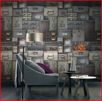 High Quality Digital Printing Non-woven New 3D Wallpaper