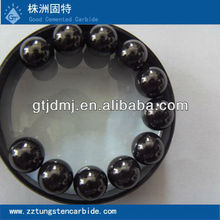 High polished tungsten carbide ball 6mm for bearing