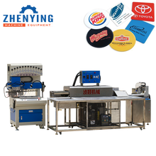 PVC mouse and cup mat making machine