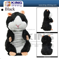 Custom Log Recordable Hamster Plush Toy for Gift