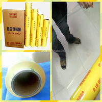20-50cm protect food fresh plastic wrap/pvc soft film/cling film