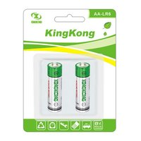 kendal battery 1.5v aa alkaline LR6-2S (AA AM-3)