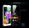 Anti shatter Design Screen protector Front Film Tempered Glass For Samsung Galaxy Cell Phone Protective Accessories