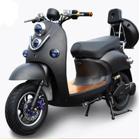 Ce Approved Reliable 500W Electric Motorcycle
