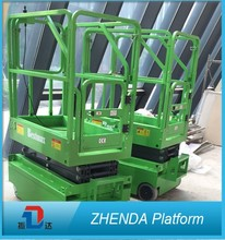 2017 Decration Hydra Crane For Sale In India Suspended Working Platform with