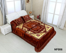 Otsukeori Wuxi Wholesale korea style embossed 7.5kg bedding set