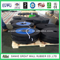 High quality wear resistant Conveyor Belt Skirting Board Rubber Sheet rubber products 3-10mpa