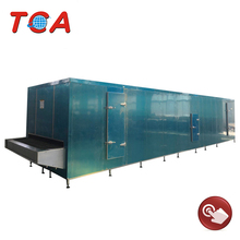 China food use IQF air blast freezer for sale