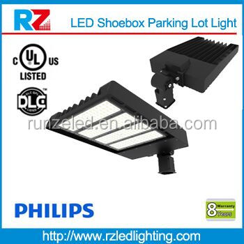 New ETL LED parking lot lighting retrofit 150W 300w, Car parking lot lights