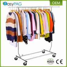 EasyPAG Multifunctional Stainless Steel Clothes Drying Rack Hanging Clothes Rack Cloth Dryer