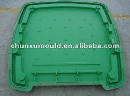 Telflon coated rotational mould, Rotomold tooling , Roto molded manufacturer