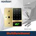 MultiFunctional touch screen RFID Access Controller standalone door control system