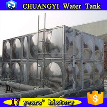Alibaba professional supplier SS304 stainless steel drinking/fishing water tank