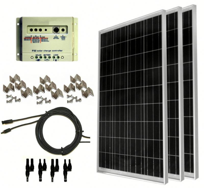 SGS Approved HOT Selling 100kw solar power system