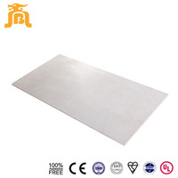 CE& AS standard fiber cement board ceiling finishes types