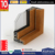 Top Quality Europe Designed Aluminum And Wood Clad Windows Doors Series