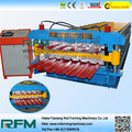 FX 1050 and 988 double layer roofing sheet profiling machine