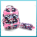 Popular animal design polyester kids unicorn backpack
