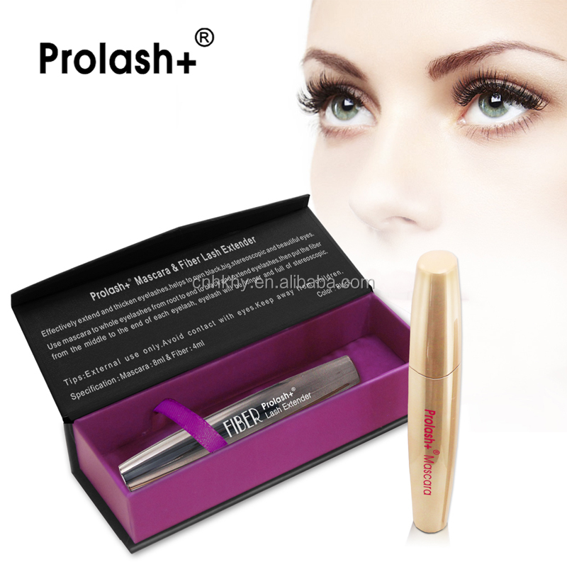 2017 3D Fiber Lashers Mascara Makeup Lengthening Mascara Set