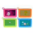 7'' Android tablet pc for kids gaming ,7 inch 8gb pc a33 quad core 7 inch android 4.4 tablet pc