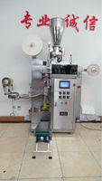 Shanghai automatic small pouch tea bag filling packing machine