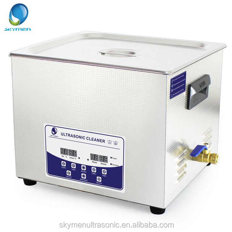 Quick Cleaning Quick <strong>Delivery</strong> 15L Digital Ultrasonic Cleaning Machine
