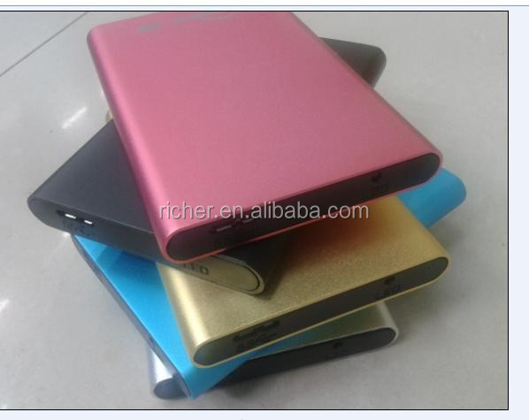 High speed portable 2.5 inch USB 3.0 to SATA External Hard Disk Drive Case