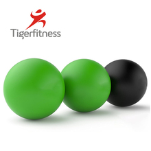 Tiger fitness double lacrosse ball