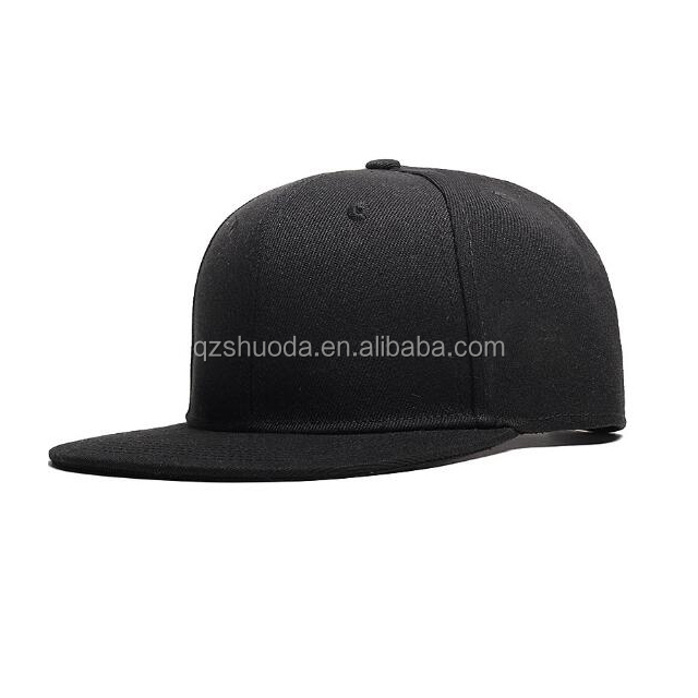<strong>Custom</strong> Design Your Own 3d embroidery logo Flat Brim unstructured 5 Panel Hat Cap Snapback Cap Hat
