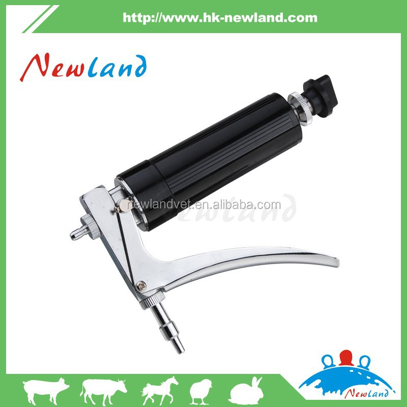 NL106 Ningbo Newland hot sales high quality 1ml E type automatic vaccine syringe for pet