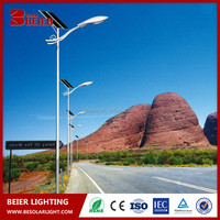 8m 50w Led Solar Powered Outdoor Street Light