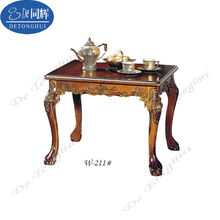 hand painted indian most popular wood furniture ( W-211#)