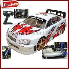 1:7 on-road gas powered drifting rc cars