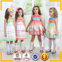 Designs of frock neck / baby girls children clothing / kids clothing wholesale from turkey