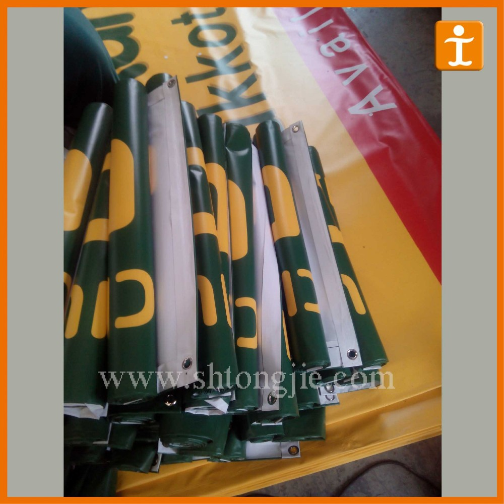Advertising Full Colour Printed Fan Clap Banner