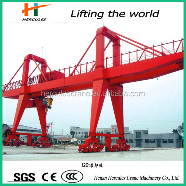 Container Lifting System 40ton Gantry Crane