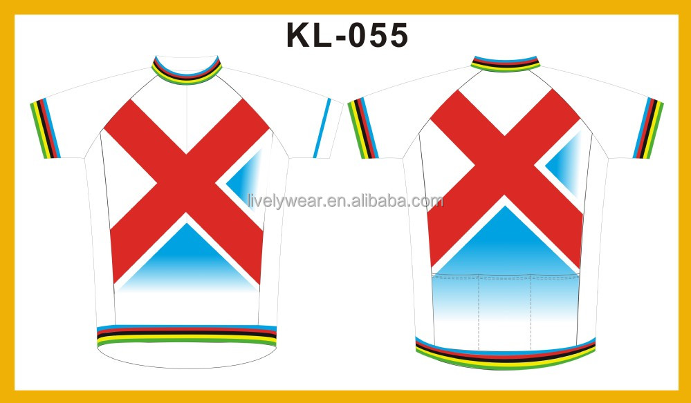 Livelywear--High quality bike wear/ropa ciclismo china/wholesale cheap cycling jersey