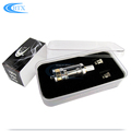Logo customized electronic cigarette 220w box mod vape pen e cigarette 0.5ohm atomzier