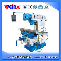 hot sale X6436 china low price high quality Universal milling drilling machine with spindle auto feed