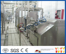 500L/H Mini dairy plant for pasteurized milk, yogurt, butter, cheese