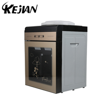hot cold table water cooler dispenser machine